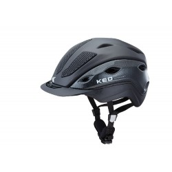 KASK KED XILON CARBON ANTRACYTOWY MATOWY