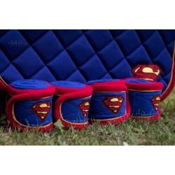 CZAPRAK OWIJKI NAUSZNIKI 4Hest SUPERMAN